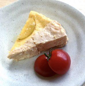 麹 甘麹 チーズケーキ 麹スイーツ トマト ゆず 福岡 古賀市 麹家